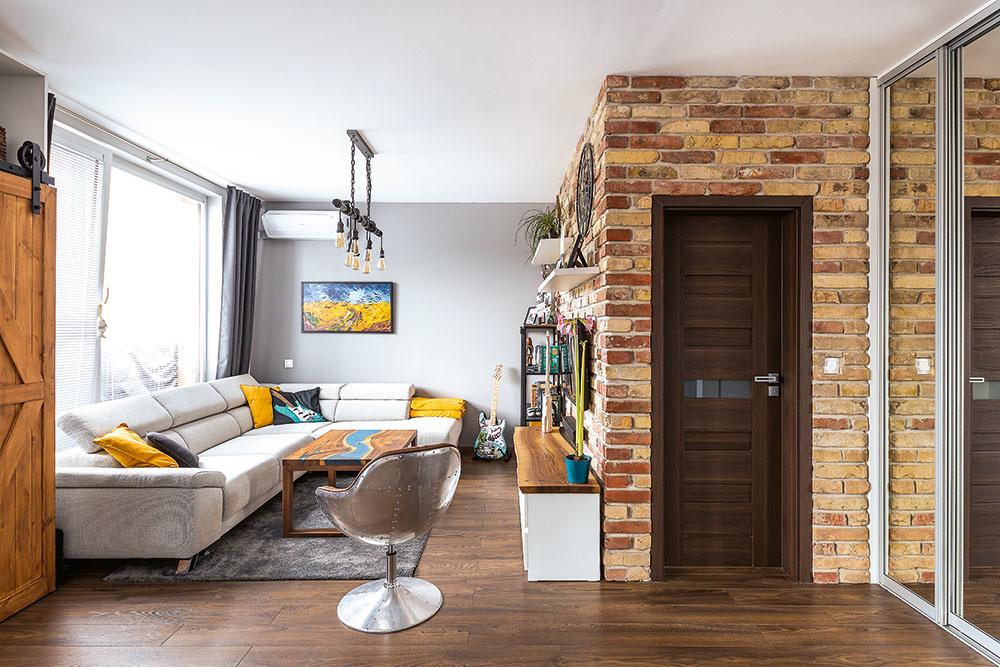 Štartovací byt v Bratislave bez kompromisov (VIDEO)