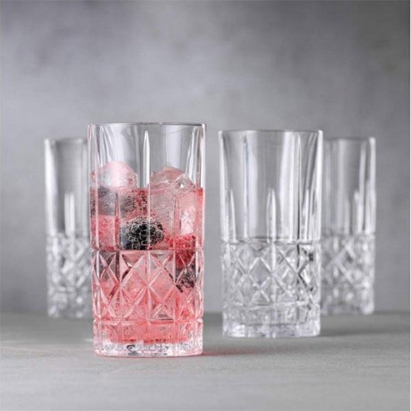 Krištáľové poháre Elegance od Nachtmann