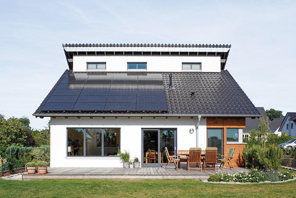 Fotovoltaické moduly Viessmann Vitovolt 300 s vysokým energetickým výnosom