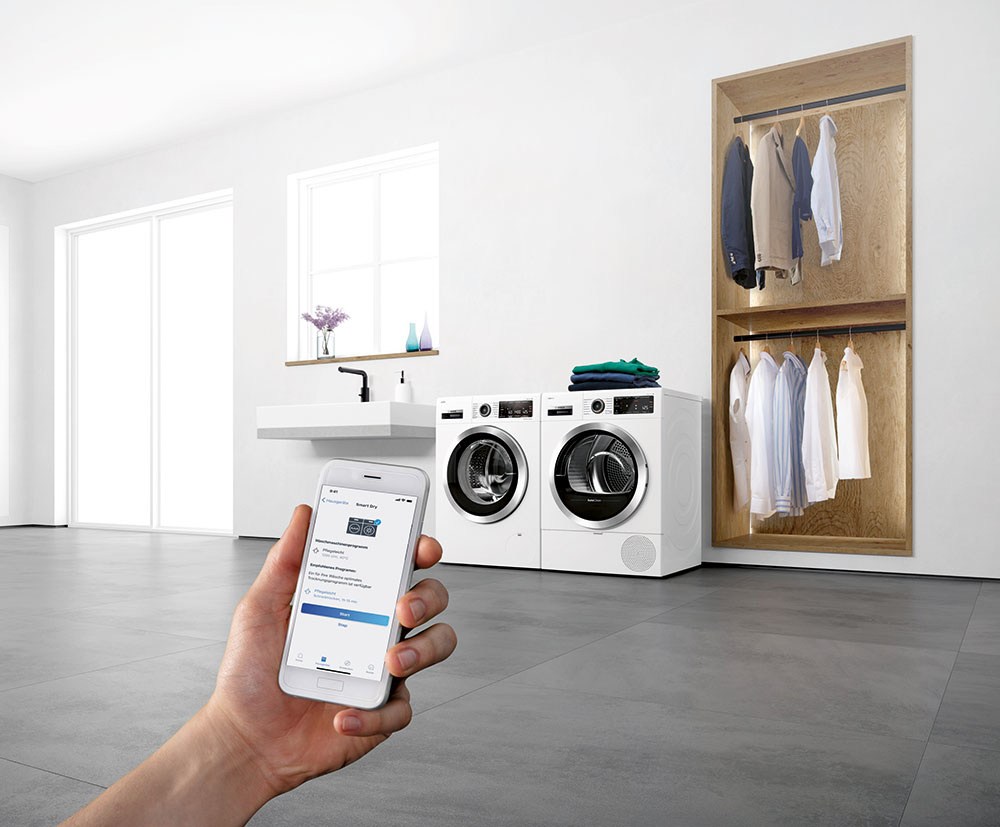 inteligentné domáce spotrebiče