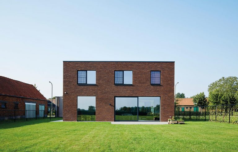 Rodina z Belgicka a jej nízkoenergetický dom s tepelným čerpadlom