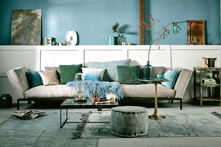 Ako v interiéri správne kombinovať zelenú farbu