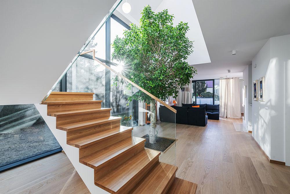schody v dome