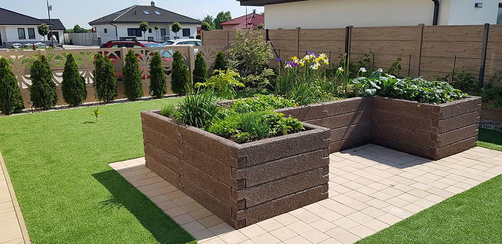 Ekologický Durisol pre vašu záhradu