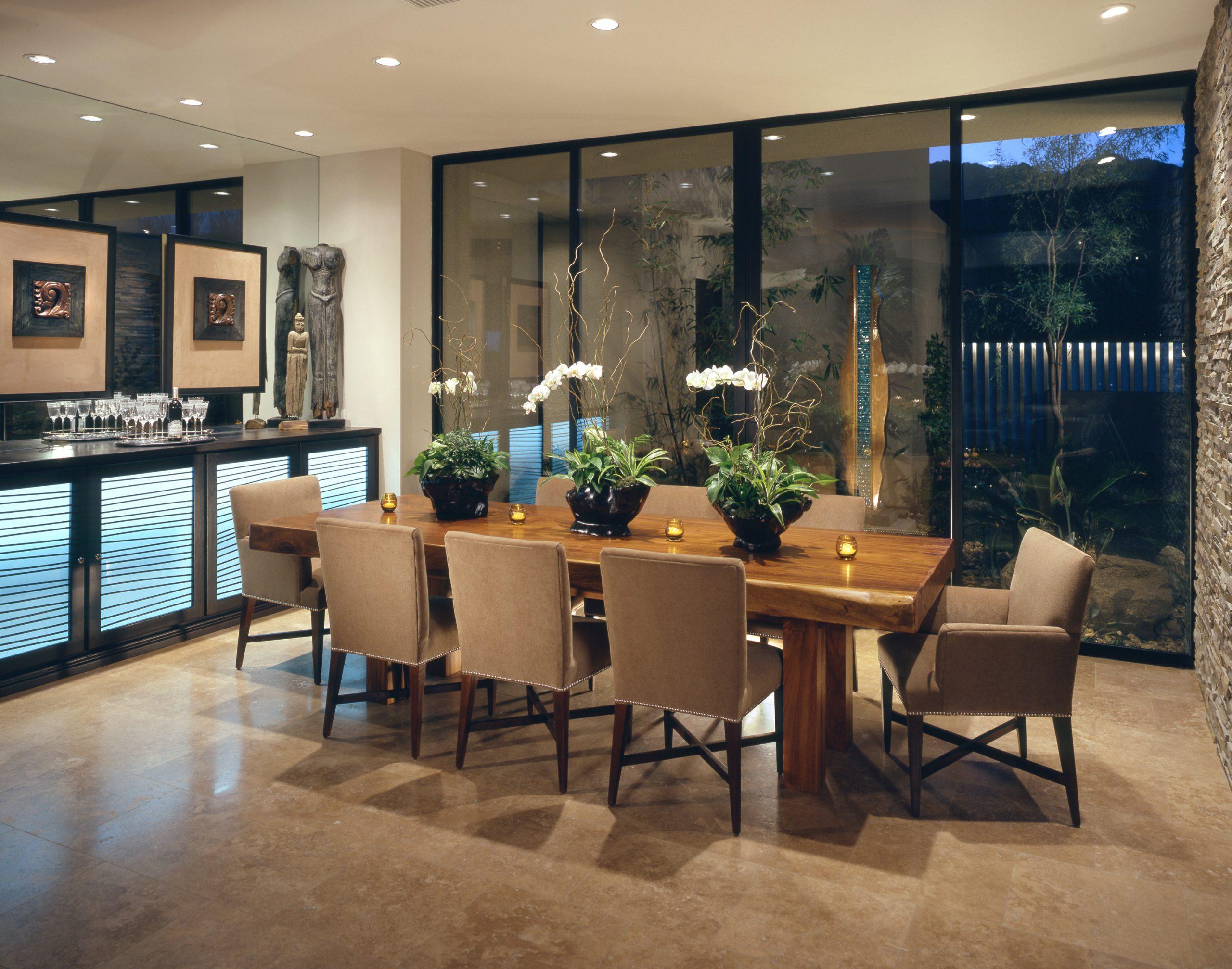 Dining room Interior Home Design