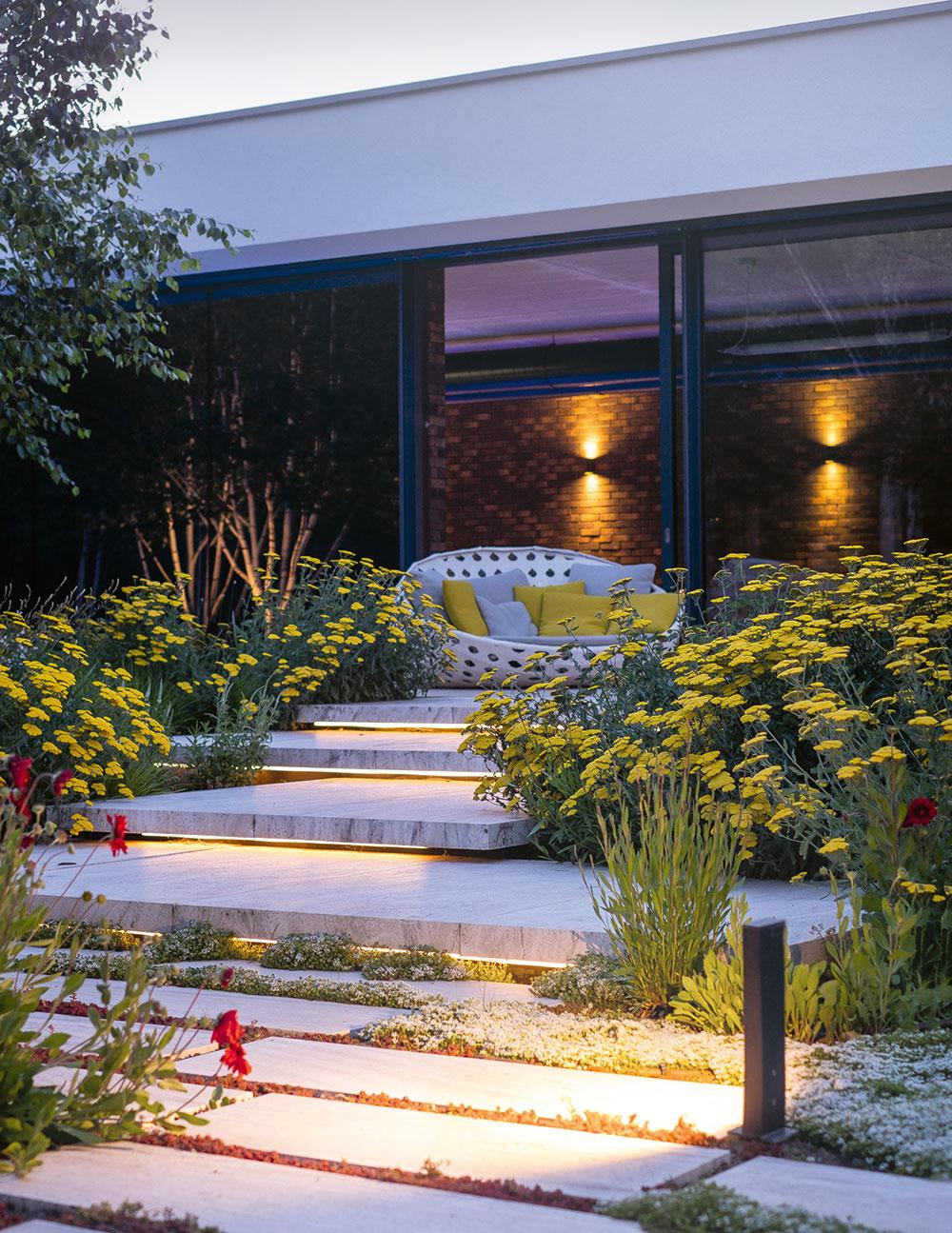 Trendy v záhradnej architektúre