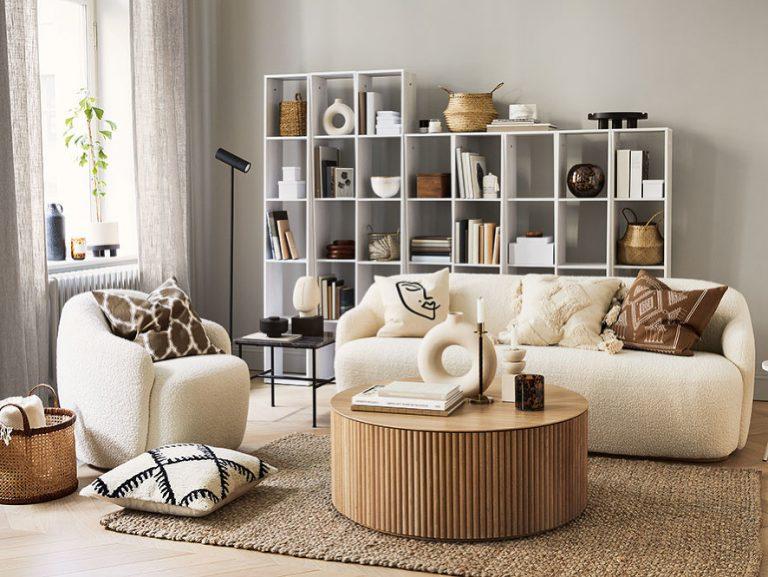 Vhodným výberom textílií dodáte interiéru jedinečnú atmosféru