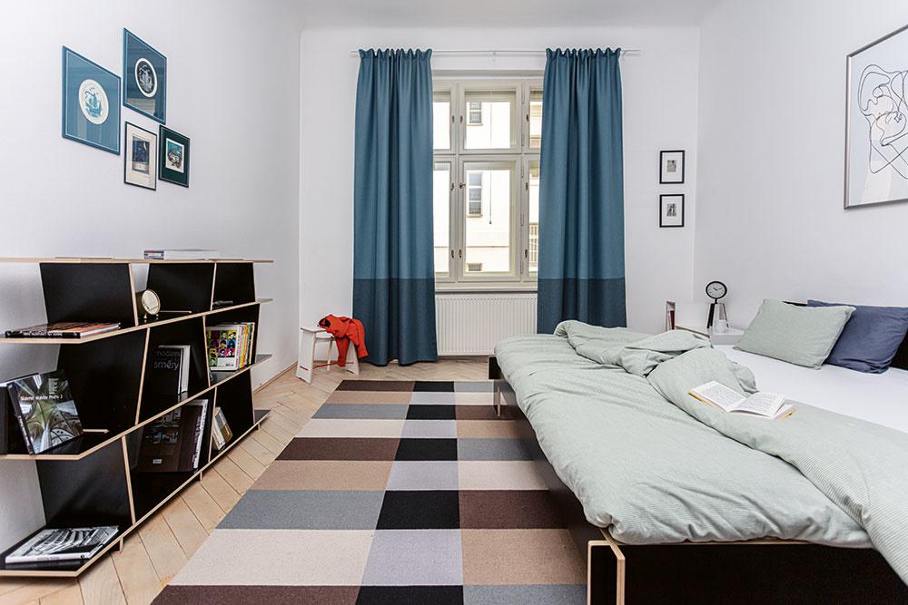 secesný byt