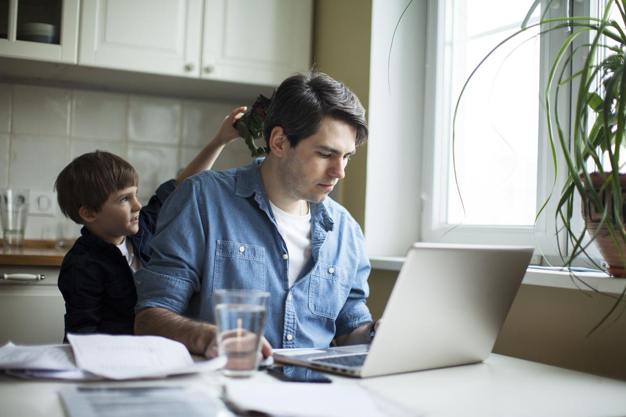 Domáca pracovňa a domáca učebňa