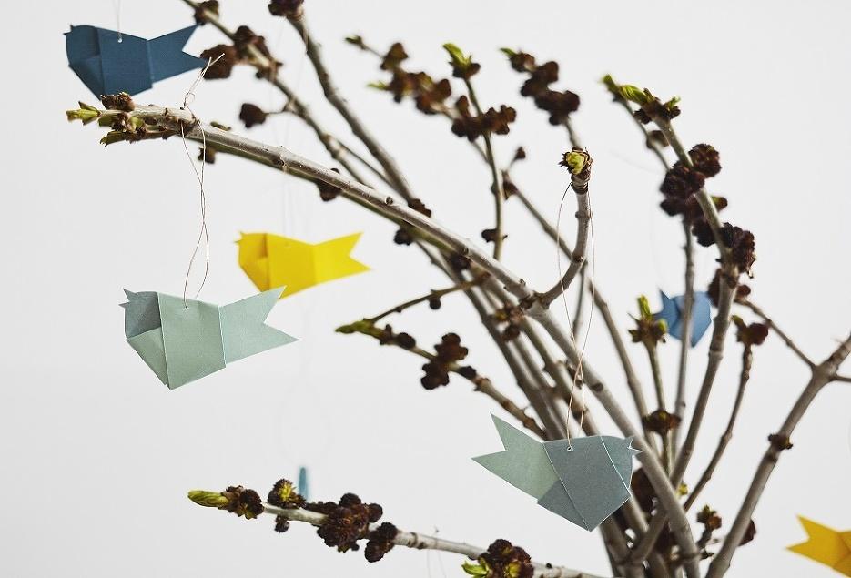 Vyrobte si jednoduchú dekoráciu na Veľkú noc (VIDEO)
