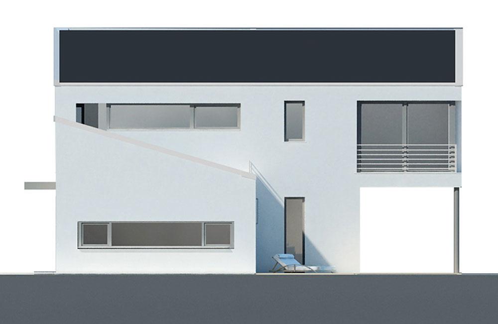 Projekty rodinných domov BRATISLAVA