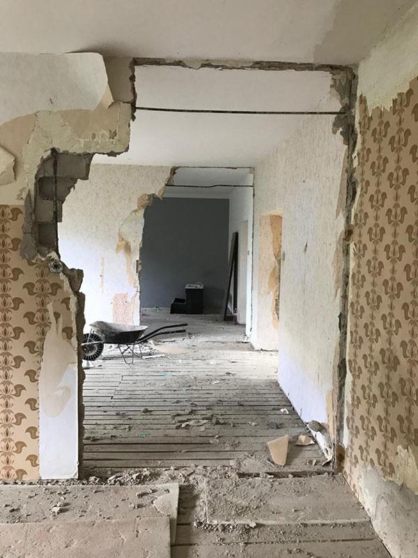 pôvodný stav bytu