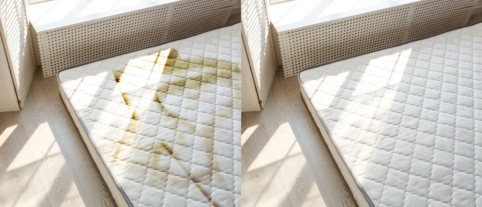 Ako vyčistiť matrac