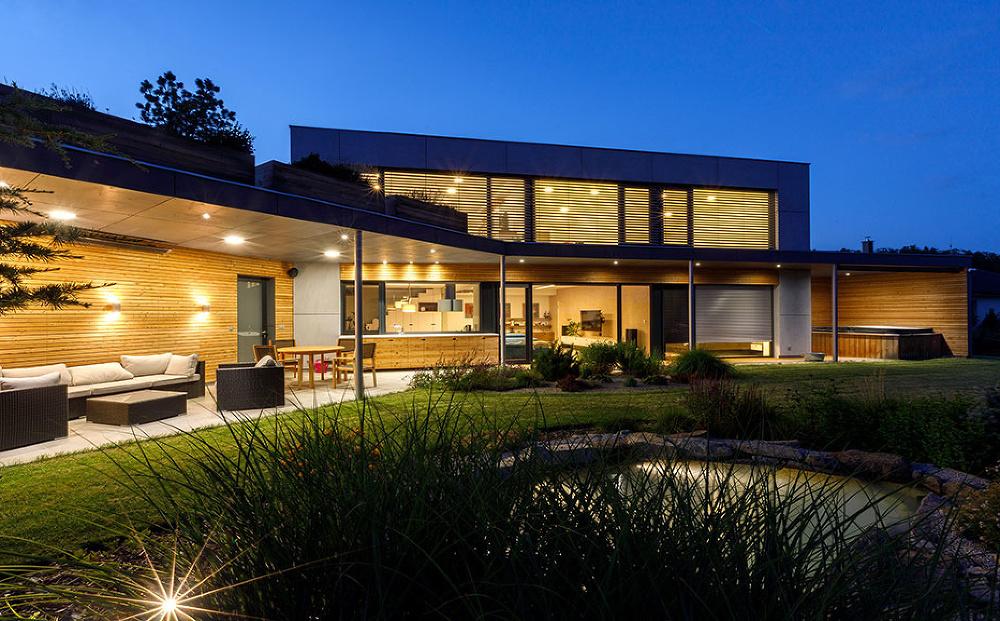 Architekt navrhol dom pre ďalšiu generáciu