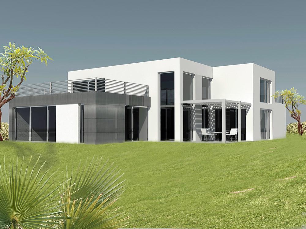 Rodinný dom BLACK & WHITE