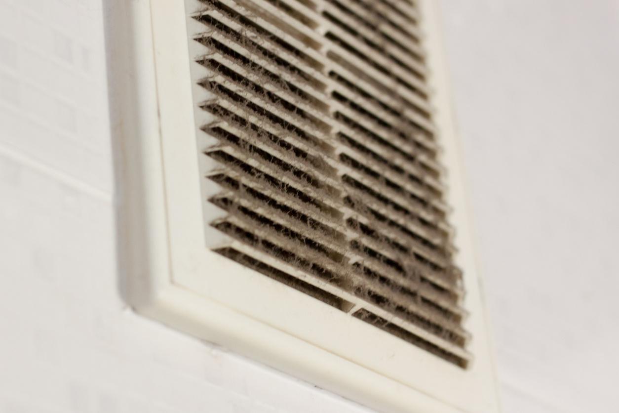 Ako vyčistiť kúpeľňový ventilátor