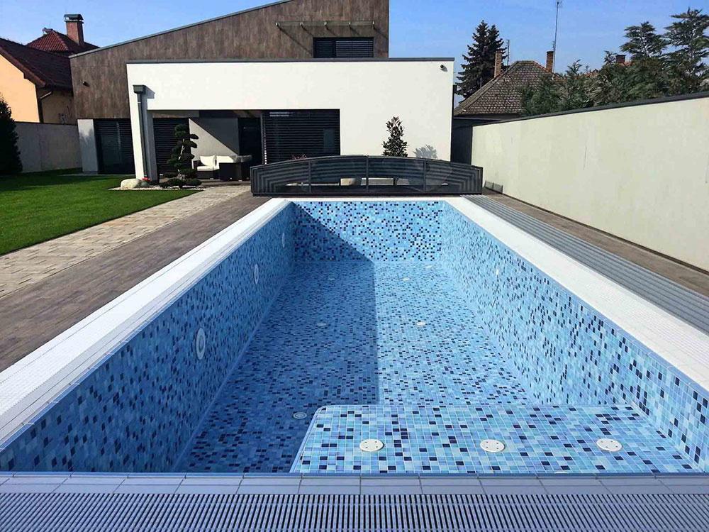 vonkajšie bazény
