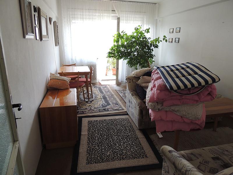 Pôvodný stav bytu pred rekonštrukciou
