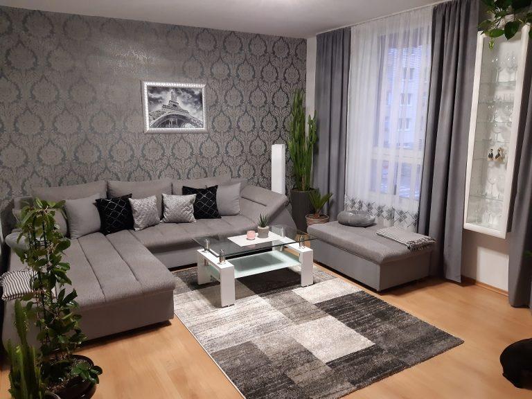 VÁŠ TIP: Svojpomocne navrhnutá a zariadená obývacia izba