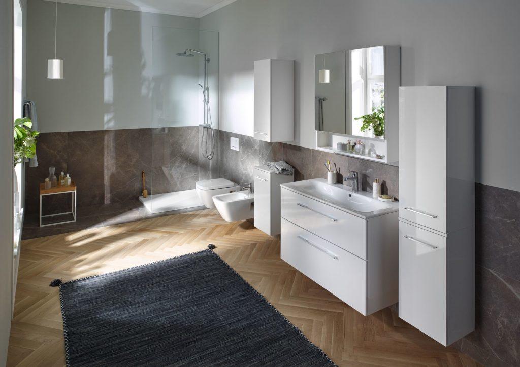 Klasicky nadčasová: Kúpeľňová séria Geberit Selnova