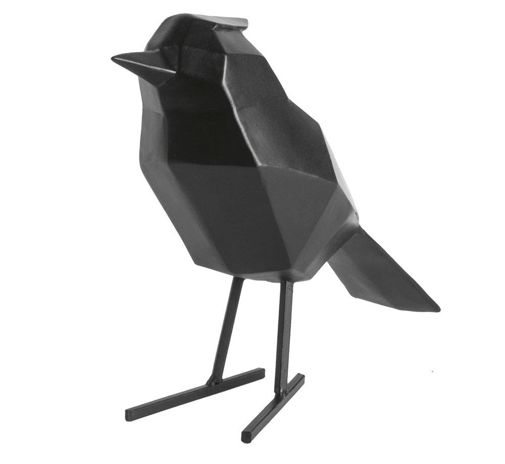 Čierna dekoratívna soška Bird Large Statue od značky PT Living, 29 €, pohodo.sk
