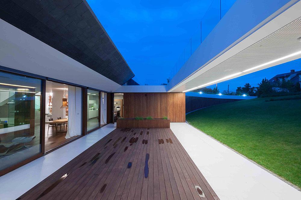 vonkajšia terasa