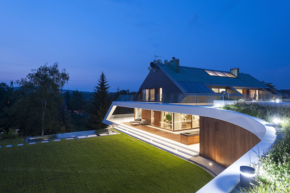 Dom na útese