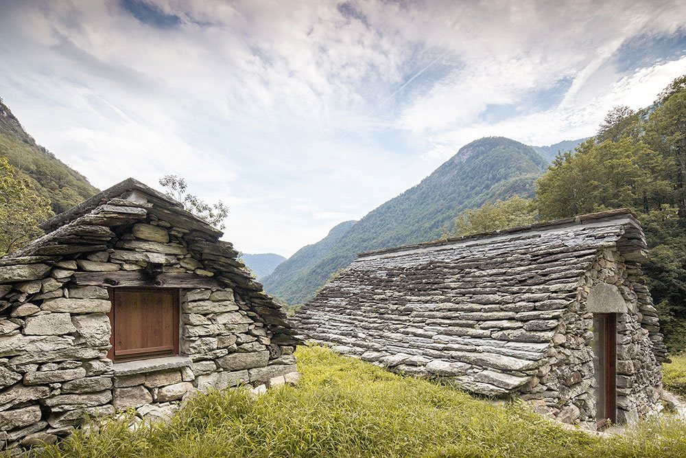 Renovácia stajne vo Švajčiarsku