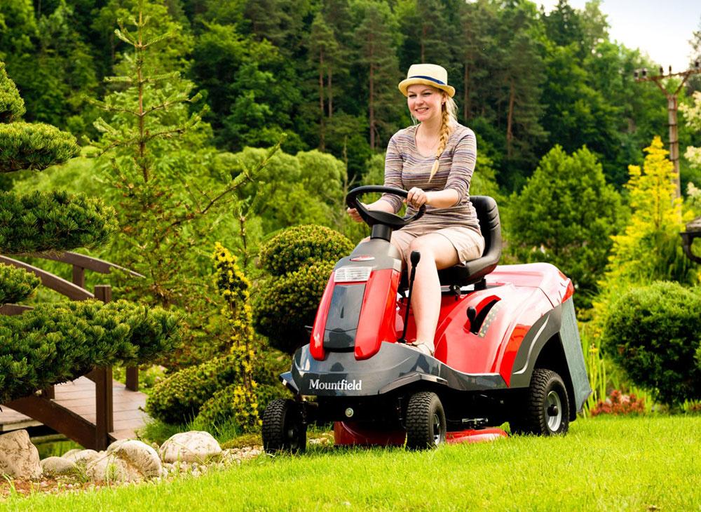 Malý, ale výkonný! Rider XF 140 HD sa svojim výkonom už radí medzi záhradné traktory, stále si však ponecháva kompaktné rozmery a skvelú obratnosť riderov.