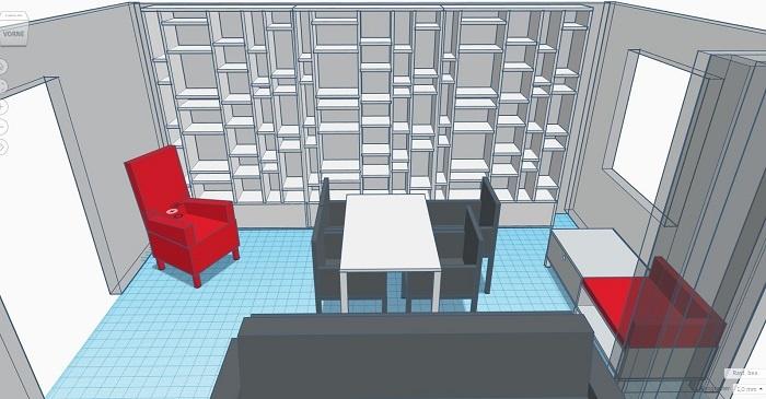 Návrh knižnice