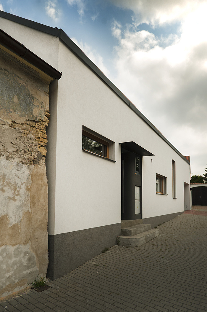 Rekonštrukcia domu Veleslavín
