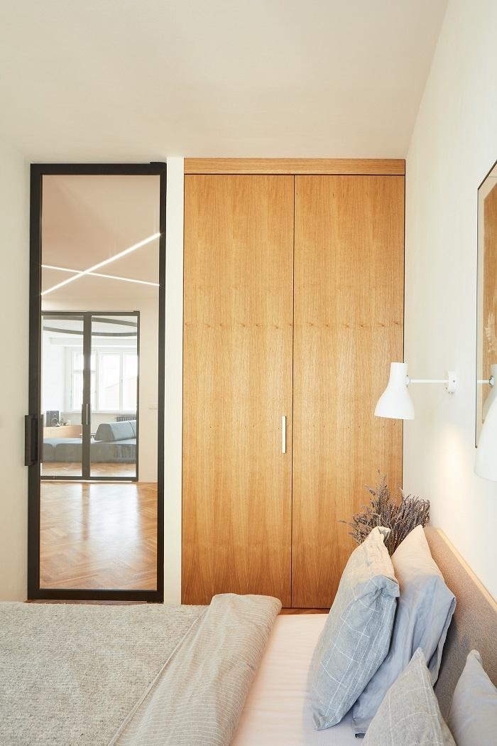 Komfortná rekonštrukcia funkcionalistického bytu v Prahe