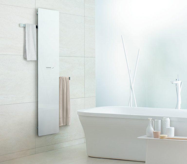 Nový elektrický radiátor – splnený sen milovníkov dizajnu aj poriadku v kúpeľni!
