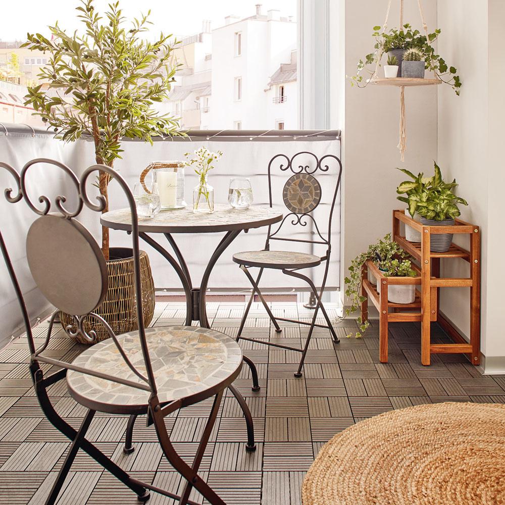 Vraj sa kov nehodí do vidieckeho interiéru? Stačí správny tvar akovový nábytok vám domov prinesie provensalský šarm.