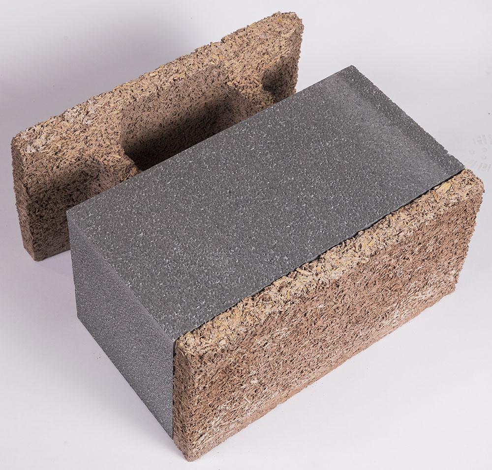 stavebný materiál Durisol