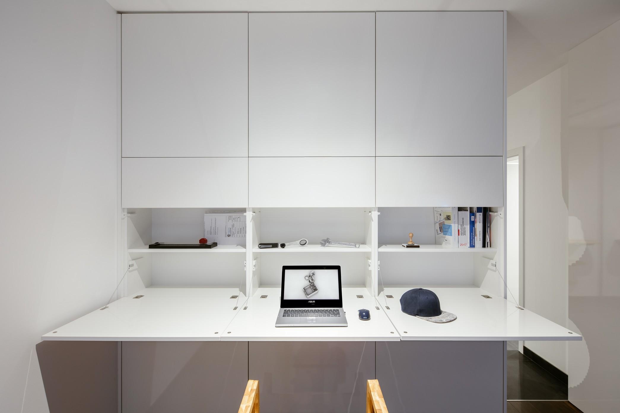 Parametrický interiér unikátneho bytu v Prahe