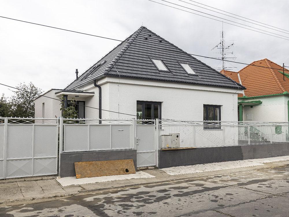 Moderné a zdravé bývanie v dome po babičke