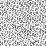 čierno biele vzory tapety