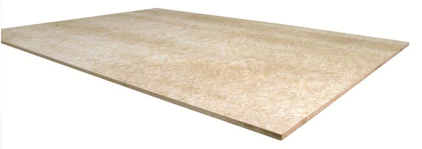 Suchá podlaha z dosiek Rigidur