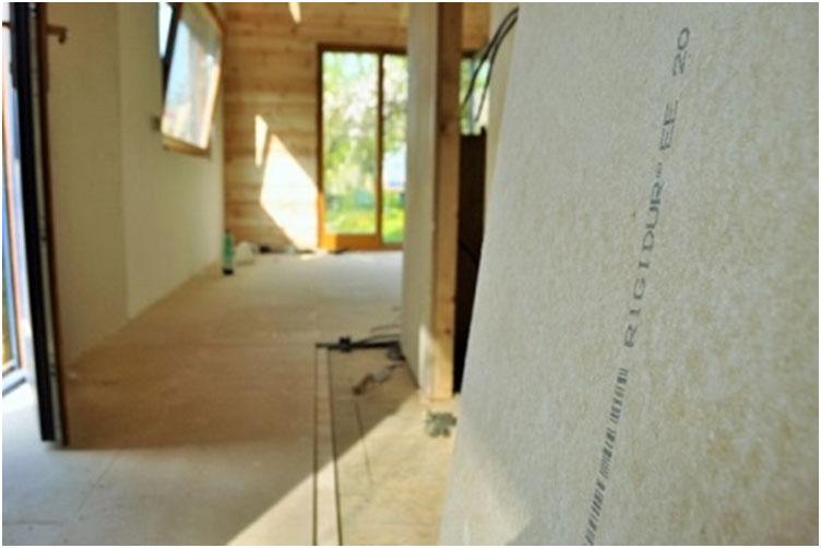 izolácia podlahy doskami Rigidur