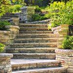 schody z kameňa