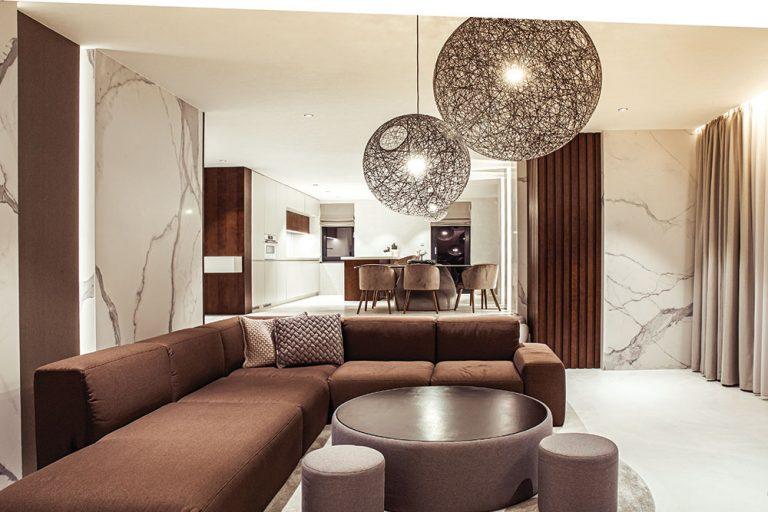 Víkendový dom v Nitre s nádychom hotelového luxusu