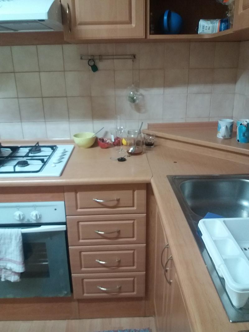 rekonštrukcia kuchyne