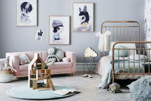 Detská izba, v ktorej nikdy nebude nuda
