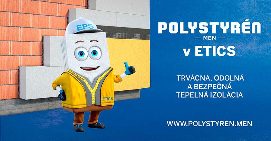 Zoznámte sa s polystyrénom používaným v zatepľovacom systéme (ETICS)