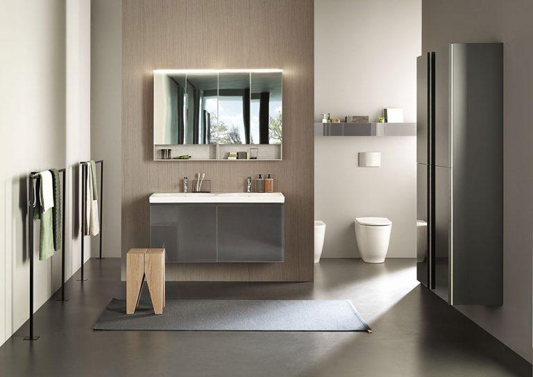 Sanita a nábytok do kúpeľne s premyslenými detailmi