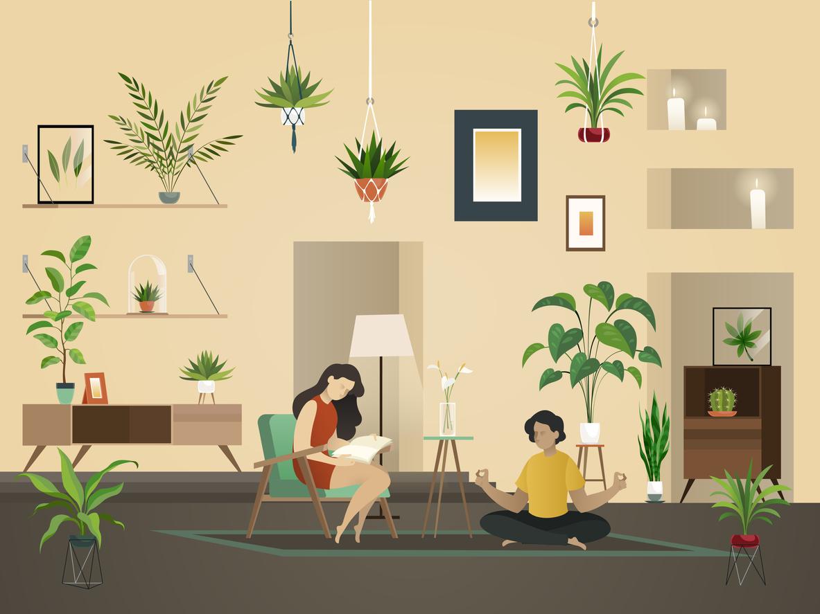 feng shui v domácnosti