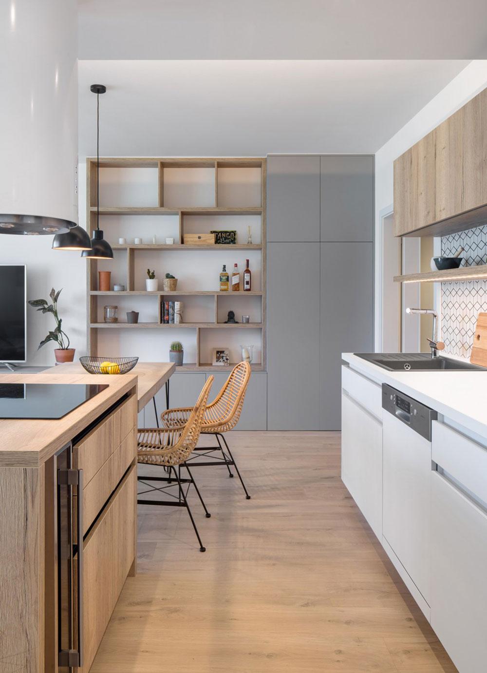 kuchyňa s ostrovom