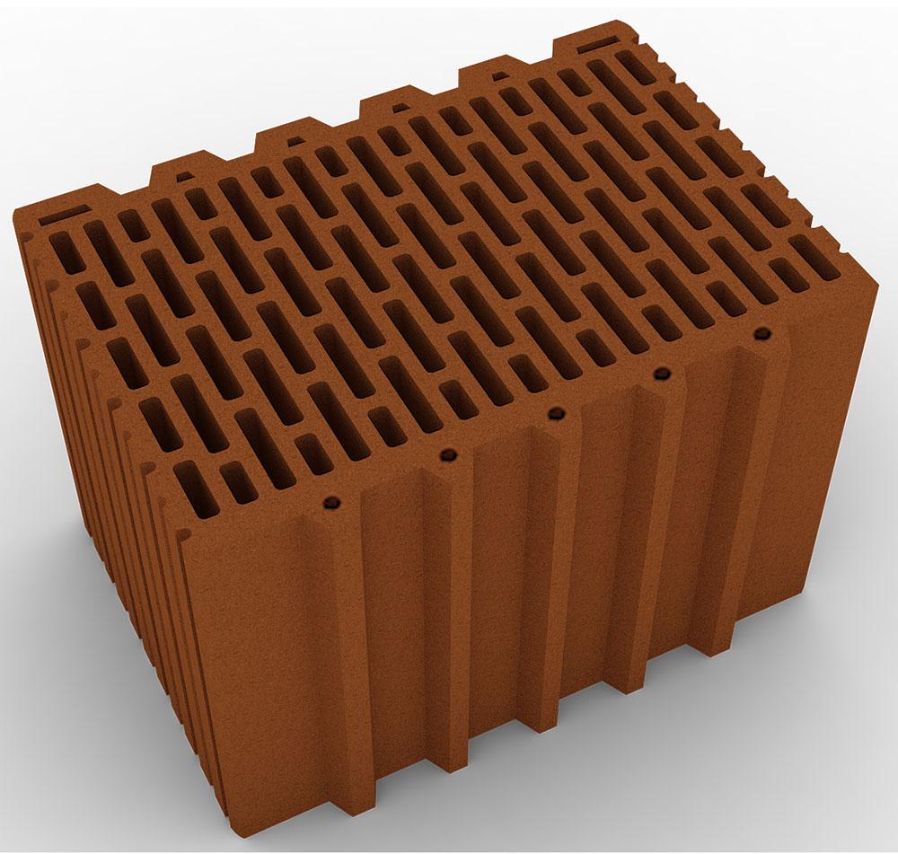 keramická tehla