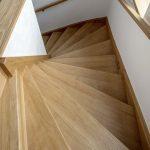 dubové schodisko